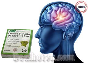 Hoạt huyết dưỡng não Ginkgo Biloba Evalar – Nga giúp bổ não, cải thiện trí nhớ, chóng mặt, phục hồi sau đột quỵ, phòng ngừa bệnh về não. Giá 170.000đ