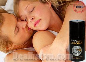 Chai xịt Viga Strong 50000 là sản phẩm thuốc xịt chống xuất tinh sớm được hàng triệu nam giới trên toàn cầu tin dùng hiện nay. Sản phẩm mang lại tác dụng nhanh chóng khi sử dụng, luôn là lựa chọn hàng đầu của các quý ông để sát cánh cùng họ trong mỗi cuộc yêu. Giá 360.000đ.