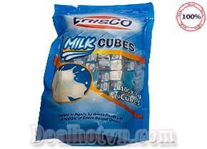 Kẹo sữa dạng viên Milk Cube 100 viên hàng nhập khẩu từ Thái Lan. Giá 138.000đ. giao hàng tận nơi.