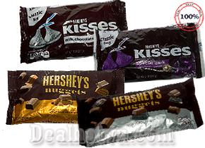 Kẹo Milk Chocolate Hershey's - Kisses & Nugeets  340g / gói Nhập khẩu từ Mỹ. Giá 170.000đ. Giao hàng tận nơi.