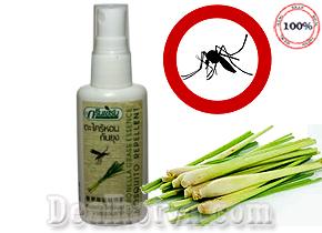 Combo 3 Tinh dầu xả Mosquito Repellent hàng nhập từ Thái Lan giúp đuổi muỗi và côn trùng hiệu quả nhất với 110.000Đ