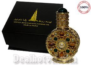 Tinh dầu nước hoa hạt ngọc 15ml - Du Bai