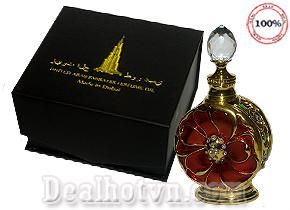 Tinh dầu nước hoa Dubai hoa cúc pha lê