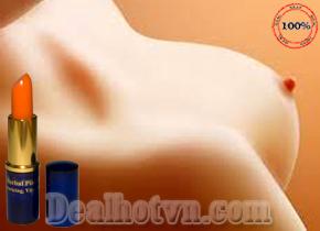 Son Làm Hồng Môi Và Nhũ Hoa Dorlene Herbal Pink Lip Từ Thái Lan Đạt Đến Kết Quả Bất Ngờ Sau 2 tuần Sử Dụng. Chỉ 89,000đ Cho Trị Giá 150,000đ Tại Dealhotvn.com!