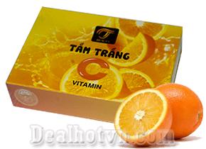 Tắm Trắng body Vitamin C. Giá 30.000đ