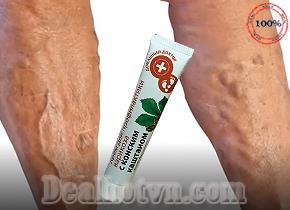 Domashnij Doctor Kem dưỡng chân đặc trị chống suy giãn tĩnh mạch hàng nhập khẩu từ nga, Combo 2 tuýp giá 120.000đ. Có tại Dealhotvn.com!