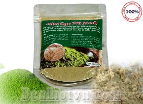 Bột cám gạo trà xanh