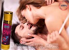 Gel bôi trơn Durex Love  hàng xách tay từ Mỹ mang đến cho cặp đôi nhanh chóng lấy lại cảm giác hạnh phúc nhất trong đời sống tình dục, cảm giác ngọt ngào và khoái cảm. Giá 240.000đ