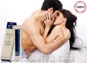 Gel bôi trơn KY loại gel nổi tiếng của hãng dược phẩm lừng danh Johnson & Johnson Hoa Kỳ, sản phẩm là gel bôi trơn âm đạo dùng khi chị em phụ nữ cảm thấy bị khô, đau rát, giảm khoái cảm khi quan hệ, thứ gia vị dành riêng cho trốn phòng the. Giá 48.000đ