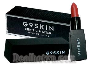 Son thỏi G9Skin First lip Stick – Hàn Quốc F1
