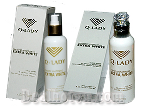 Sữa tắm truyền trắng Q-Lady là dòng sản phẩm tắm trắng cao cấp với các dưỡng chất giúp bạn có làn da trắng sáng một cách an toàn hiệu quả hơn. Giá 59.000đ