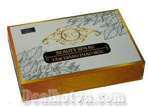 Tắm trắng Thảo Mộc Beauty Spa KC giúp da trắng hồng hiệu quả sau lần tắm đầu tiên. Giá 39.000đ
