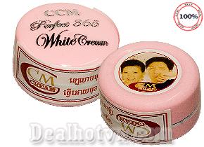 Kem trắng da CCM Perfect 365 White Cream  nhập khẩu từ Thái Lan. Giá 80.000đ