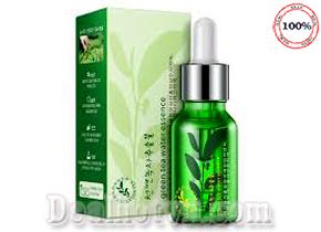 Serum dưỡng da trà xanh – Green Tea Water Essence hàng chính hãng công ty giúp làn da luôn mịn màng trắng sáng, ngăn ngừa mụn tái phát sau 1 tuần sử dụng. Chỉ với  Giá 65.000đ.