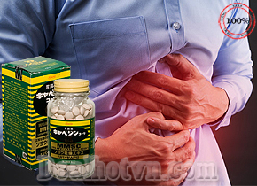 Thuốc đau dạ dày Nhật Bản Kyabeijin MMSC Kowa có tác dụng hỗ trợ điều trị bệnh đau dạ dày một cách hiệu quả, làm giảm các cơn đau dạ dày một cách nhanh chóng. Giá 540.000đ