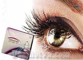 Serum Gemsho Eyelash & Eyebrow Enhancing 3ml chính hãng từ Mỹ - nuôi dưỡng lông mi và lông mày dài, rậm, đen mượt chỉ sau 2 tuần. Giá 750.000đ