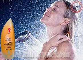 Sữa tắm cá ngựa Đức có chiết xuất từ các loài hoa và vitamin thiên nhiên, cung cấp dưỡng chất làm mềm mịn da, tăng cường sức sống cho da, dưỡng ẩm da tự nhiên, làm chậm sự lão hóa da. Giá 115.000đ.