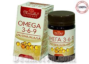 Viên uống Omega 369 – chính hãng Nga cung cấp nguồn dưỡng chất thiết yếu cho cơ thể. Thành phần này giúp bảo vệ cho cơ thể có một trái tim khoẻ mạnh, ngăn ngừa các bệnh về tim mạch, xơ vữa động mạch… mang đến một cuộc sống tốt hơn.Giá 190.000đ