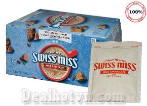 Bột Ca Cao Sữa Swiss Miss 1,95kg - Nguồn Năng Lượng Dồi Dào Rất Tốt Cho Gia Đình Bạn. Chỉ 295,000đ Cho Sản Phẩm Giá 380,000đ. Chỉ có tại Dealhotvn.com!