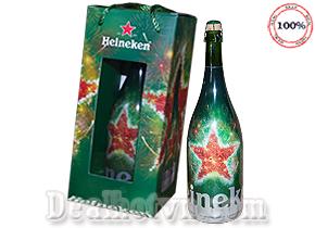 Bia Heineken Magnum 1.5lít nhập khẩu chính hãng từ Hà Lan - Hương vị hoàn hảo cho những bữa tiệc chung vui dịp đầu năm mới. Giá hót 270.000đ