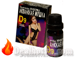 Thuốc Kích Dục  D9 Nga là loại thuốc kích thích cực mạnh khả năng tình dục của chị em phụ nữ,..  Với các thành phần kích dục cực mạnh, giúp chị em tự tin hơn trong giao tiếp tình dục. Giá 180.000đ.