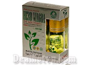Thuốc cương dương Herb Viagra được chiết suất và tinh chế từ 100% thành phần thảo dược quí hiếm tự nhiên... kết hợp với nhiều loại sâm quý có tác dụng bố thận, tráng dương, cương dương, tăng tinh ..nâng cao và cải thiện khả năng quan hệ tình dục cho bạn một cách tự nhiên và lâu dài về sau. Giá 350.000đ
