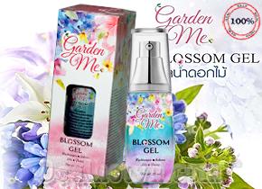 Serum dưỡng trắng da dạng gel Garden Me Blossom nhập từ Thái Lan được chiết xuất từ hơn 24 loại hoa giúp da giảm các đốm đen, thu nhỏ lỗ chân lông, cung cấp độ ẩm cho da, giúp da mềm và  sáng bóng. Giá 135.000đ