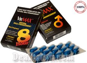 Thuốc cường dương VirMax – chính hãng Mỹ