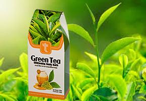 Tắm trắng trà xanh Green tea