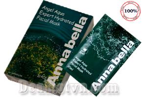 Hộp 10 miếng Mặt nạ tảo biển Annabella thần thánh – Thái Lan