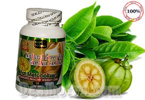 Viên giảm cân Natural Green Tea Garcinia Cambogia hàng chính hãng Mỹ giúp giảm sự hấp thu chất béo và tăng cường đốt cháy lượng mỡ thừa, giảm cholesterol, ít đói hơn, ăn ít hơn từ đó giúp giảm cân và kiểm soát cân nặng hiệu quả. Giá 450.000đ