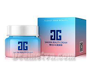 Kem Trị Nám Hoa anh đào Sakura Beauty Cream