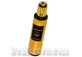 Tinh dầu dưỡng tóc L'UÔDAIS No 5 Noir 220ml chăm sóc tóc hiệu quả từ bên trong ngăn ngừa hư tổn giúp tóc chắc khỏe. Giá 65.000đ