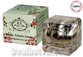 Kem phục hồi da BX Perfect Skin Alpha Arbutin Serum -Thái Lan