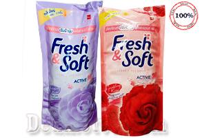 Nước Xả Vải Fresh Soft 600ml – Tím – Thái Lan