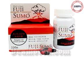 Thuốc Bổ Tăng Cường Sinh Lý Nam Fuji Sumo - Nhật Bản