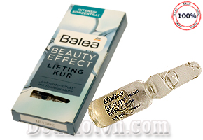 Huyết thanh Balea Beauty Effect Nâng cơ chống lão hóa chỉ trong 7 ngày. Hàng chính hãng Đức.