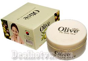 Kem dưỡng trắng body Olive –Hàn Quốc