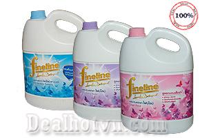 Nước Giặt Xả Fineline Thái Lan 3000ml