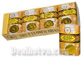 Lốc 4 Xà Bông Trầm Con Ong Bee & Flower Brand