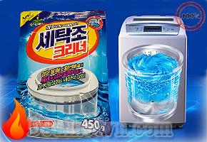 Gói Bột Tẩy Lồng Máy Giặt - Hàn Quốc