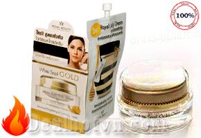 Kem dưỡng trắng da chống lão hóa WHITE SNAIL GOLD Thái Lan