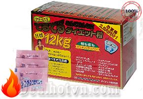Viên Uống Giảm Cân 12kg Minami Healthy Foods - Nhật