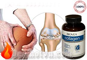 Collagen Biovea giúp đẹp da – bổ khớp Mỹ
