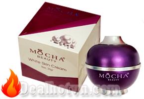 Kem Face Vip Tuyết Sứ Mocha Beauty (20g)