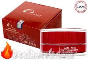 Kem trị mụn Charme thông đỏ Anti Acne